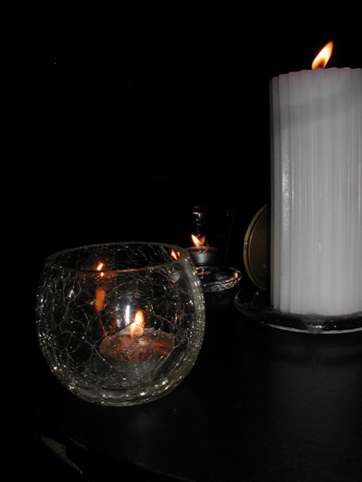 Candle & tealight